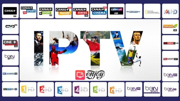 What is IPTV account ? (one part)